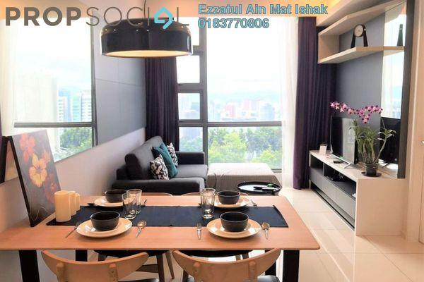 Duplex For Sale in Arte Cheras, Cheras Leasehold Semi Furnished 3R/2B 438k