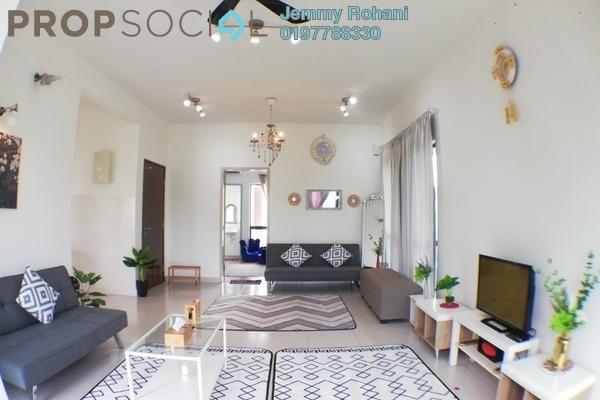 For Sale Townhouse at Cempaka Sari , Kota Seriemas Freehold Fully Furnished 1R/1B 310k