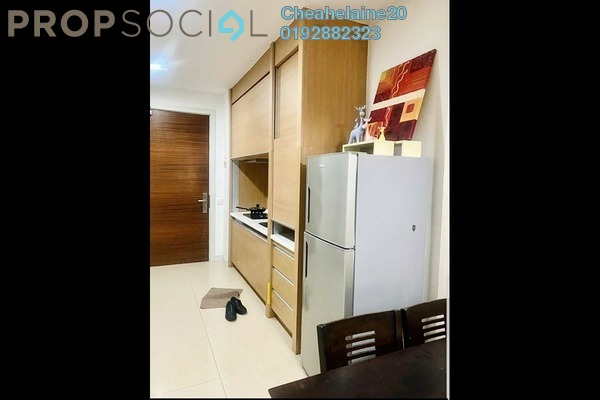 Serviced Residence For Rent in Marc Service Residence, KLCC Freehold Fully Furnished 1R/1B 2.6k