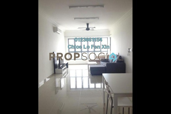 Condominium For Rent in Covillea, Bukit Jalil Freehold Fully Furnished 4R/3B 3k