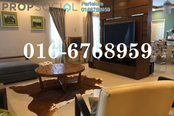 Semi-Detached For Sale in The Peak, Cheras South Freehold Semi Furnished 5R/5B 2.3m
