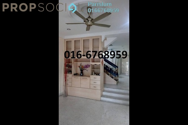 Link For Sale in Taman Pertama, Cheras Freehold Semi Furnished 4R/3B 930k