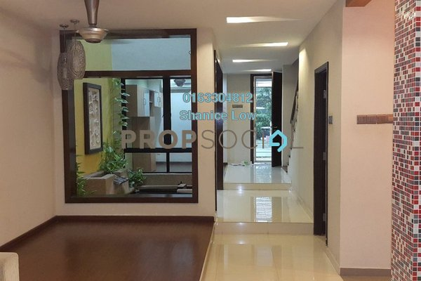 Terrace For Rent in Lake Edge, Puchong Freehold Semi Furnished 4R/4B 3.1k