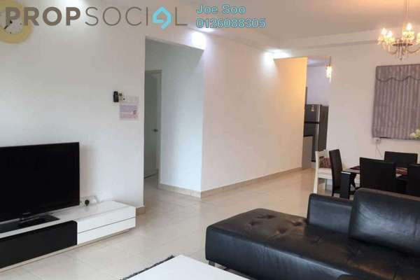 Condominium For Sale in Changkat View, Dutamas Freehold Unfurnished 3R/2B 450k
