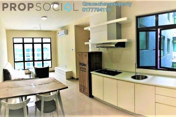 Condominium For Sale in Arc @ Austin Hills, Tebrau Freehold Fully Furnished 2R/2B 340k