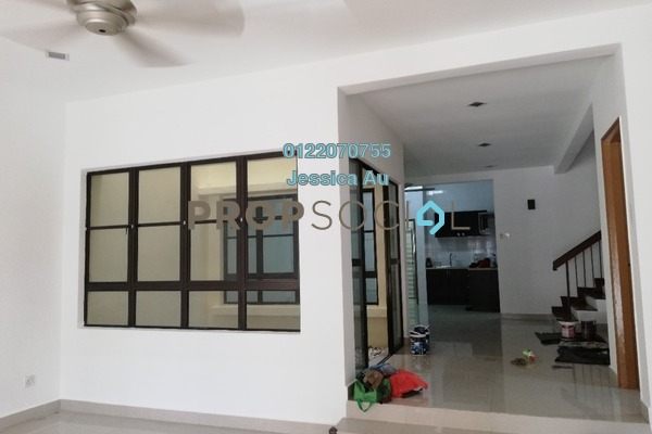 Terrace For Rent in Jalil Sutera, Bukit Jalil Freehold Semi Furnished 4R/5B 3k