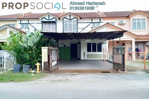 Land For Sale in Bandar Saujana Utama, Sungai Buloh Freehold Semi Furnished 4R/3B 360k