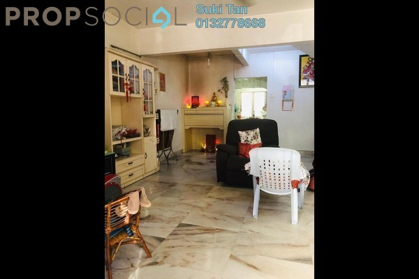 Terrace For Sale in Taman Daya, Kepong Freehold Semi Furnished 4R/3B 1.1m