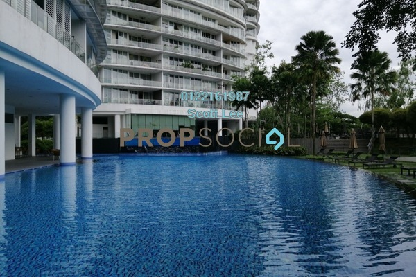 Condominium For Rent in Sunway Palazzio, Sri Hartamas Freehold fully_furnished 3R/5B 9.8k