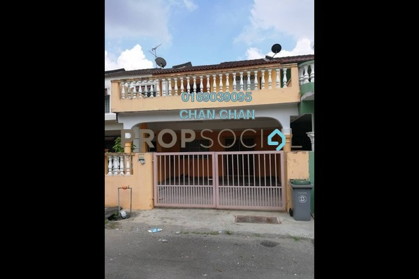 For Rent Terrace at Taman Permai Impian, Seremban Freehold Semi Furnished 4R/3B 880translationmissing:en.pricing.unit