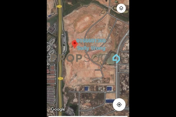 For Sale Land at Elmina East, Shah Alam Freehold Unfurnished 1R/2B 7.36m