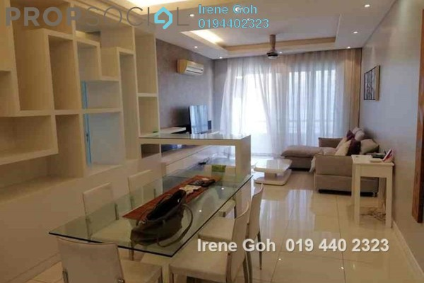 For Rent Condominium at BaysWater, Gelugor Freehold Fully Furnished 4R/3B 3.2k