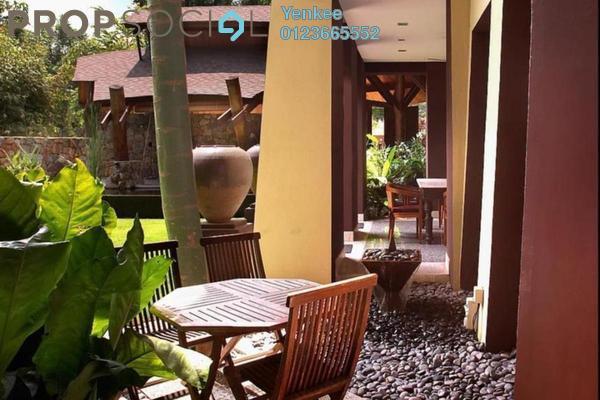 Bungalow For Rent in Bukit Gita Bayu, Seri Kembangan Freehold Semi Furnished 6R/6B 10k