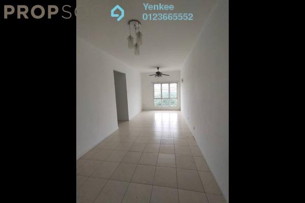 Apartment For Rent in Baiduri Courts, Bandar Bukit Puchong Freehold Unfurnished 3R/2B 900translationmissing:en.pricing.unit