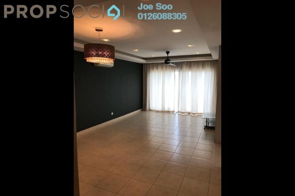 Condominium For Sale in Changkat View, Dutamas Freehold Semi Furnished 3R/2B 590k