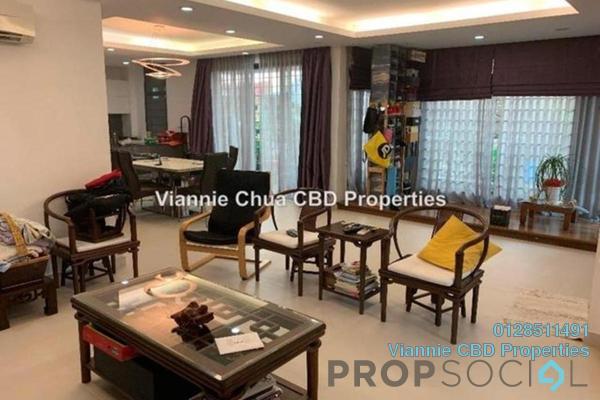 Terrace For Sale in USJ 18, UEP Subang Jaya Freehold Semi Furnished 3R/3B 1.6m