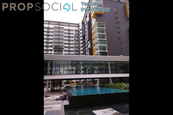 Condominium For Rent in Zeva, Bandar Putra Permai Freehold Semi Furnished 2R/2B 1.1k