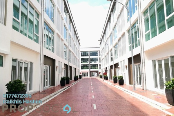 Office For Rent in Temasya 8, Temasya Glenmarie Freehold Unfurnished 1R/2B 2k