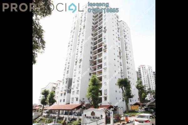Condominium For Sale in Pantai Hillpark 1, Pantai Freehold Unfurnished 0R/0B 513k