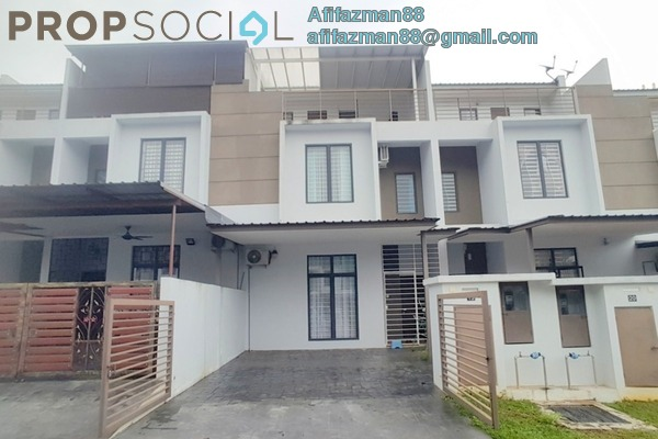 For Rent Terrace at Bayan Parkhomes, Batang Kali Freehold Semi Furnished 4R/4B 1.8k