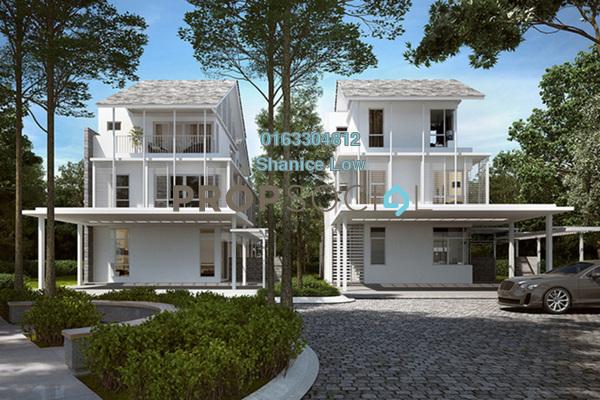 Villa For Rent in Senja, Seri Kembangan Freehold Semi Furnished 5R/7B 7.2k