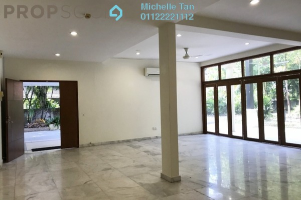 Bungalow For Rent in Taman U-Thant, Ampang Hilir Freehold Semi Furnished 4R/5B 26k