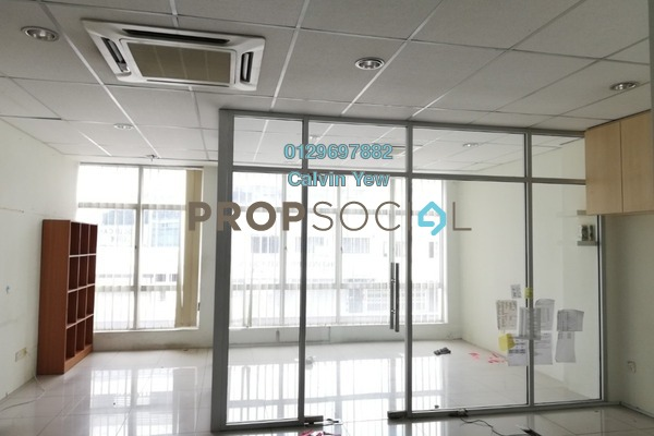 For Rent Office at Taman Taynton View, Cheras Freehold Semi Furnished 0R/2B 3.3k