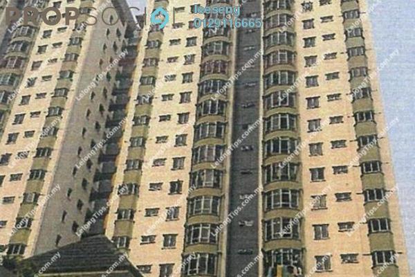 Condominium For Sale in Endah Regal, Sri Petaling Freehold Unfurnished 0R/0B 380k