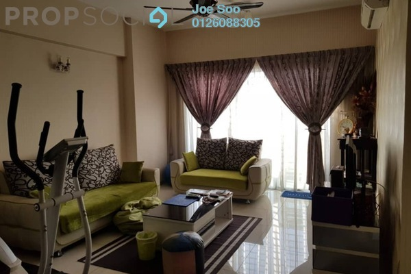 Condominium For Sale in Villa Orkid, Segambut Freehold Semi Furnished 3R/3B 580k