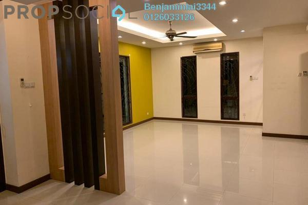 Bungalow For Sale in BRP 5, Bukit Rahman Putra Freehold Semi Furnished 6R/7B 2m