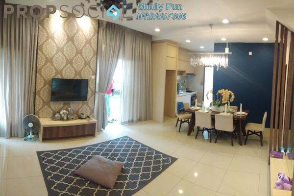 Terrace For Rent in Desiran Bayu, Puchong Freehold Semi Furnished 4R/3B 2.4k