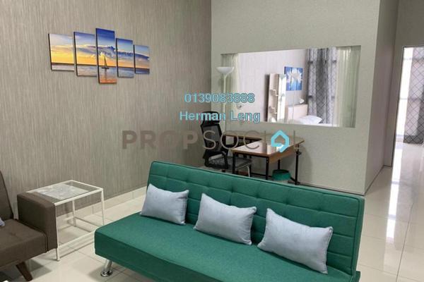 Condominium For Rent in Residensi Platinum Teratai, Kuala Lumpur Freehold Semi Furnished 3R/2B 2k