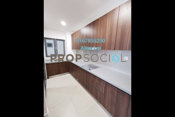 Condominium For Rent in LakeFront Residence, Cyberjaya Freehold Semi Furnished 3R/2B 1.2k