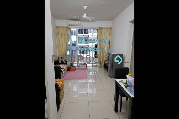 Serviced Residence For Rent in Greenfield Regency, Skudai Freehold Fully Furnished 3R/2B 1.5k