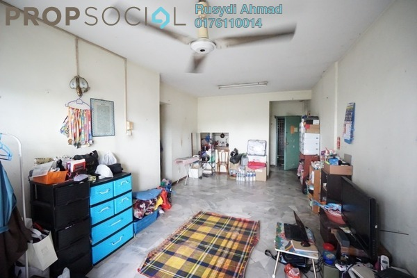 Apartment For Sale in Vista Angkasa, Pantai Freehold Unfurnished 3R/2B 370k