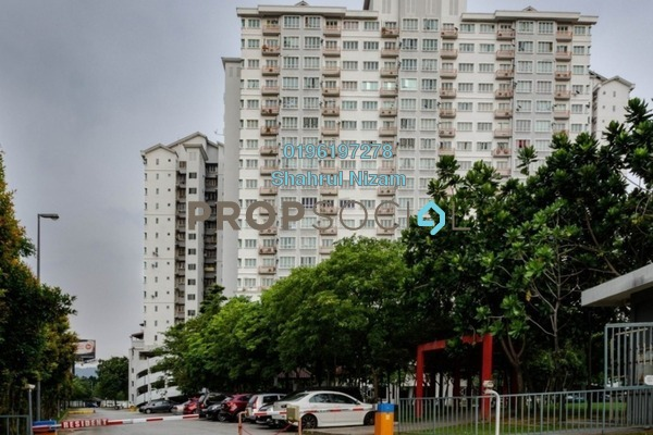 For Sale Condominium at Banjaria Court, Batu Caves Freehold Semi Furnished 3R/2B 390k