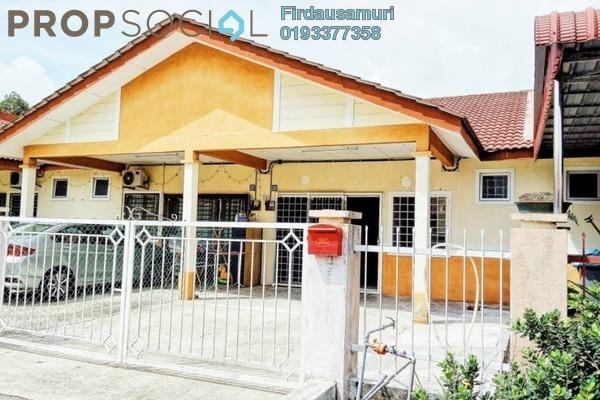 Terrace For Sale in Nusari Bayu, Bandar Sri Sendayan Freehold Unfurnished 3R/2B 268k