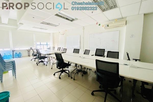 Office For Rent in Kelana Square, Kelana Jaya Freehold Semi Furnished 1R/1B 1.5k
