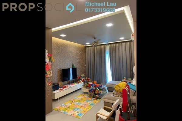 Condominium For Sale in Le Yuan Residence, Kuchai Lama Freehold Fully Furnished 3R/2B 780k