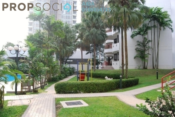 Condominium For Rent in Jamnah View, Damansara Heights Freehold Fully Furnished 2R/2B 3.5k
