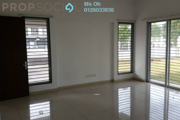 Terrace For Rent in Sephira, Alam Impian Freehold Unfurnished 5R/5B 2.5k