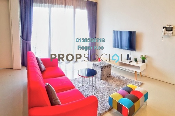 Condominium For Rent in Verdi Eco-dominiums, Cyberjaya Freehold Fully Furnished 2R/2B 2.2k