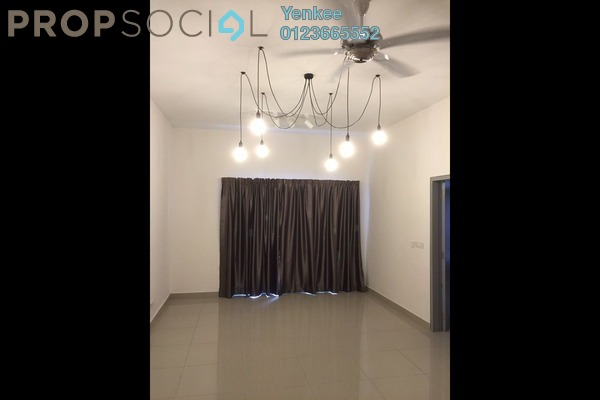 For Sale Condominium at The Wharf, Puchong Freehold Semi Furnished 2R/2B 280k