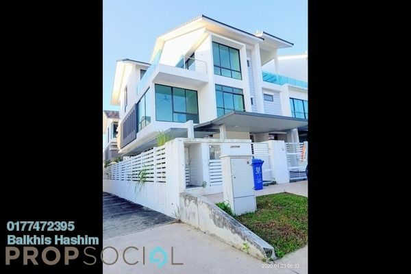Superlink For Sale in Aster Grove 2, Denai Alam Freehold Unfurnished 6R/6B 1.5m