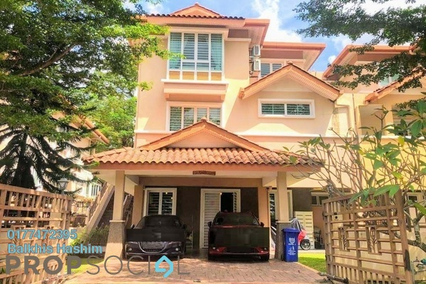 Semi-Detached For Sale in Puncak Tropika, Shah Alam Leasehold Semi Furnished 5R/5B 1.35m