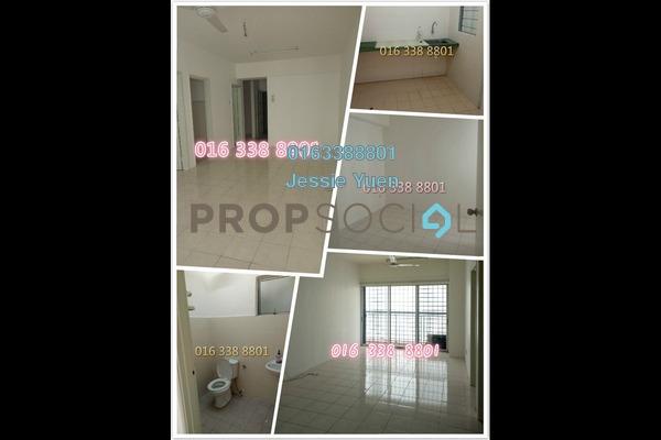 Condominium For Rent in Plaza Medan Putra, Bandar Menjalara Freehold Unfurnished 3R/2B 1k
