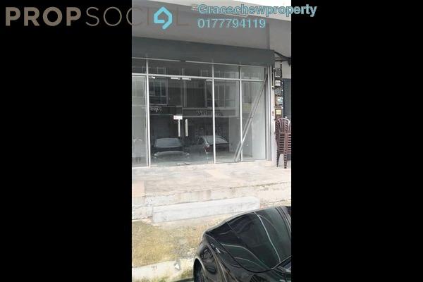 Shop For Rent in Tropicana Danga Cove, Bandar Baru Permas Jaya Freehold Unfurnished 0R/0B 2k