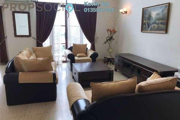 Condominium For Rent in Hartamas Regency 1, Dutamas Freehold Fully Furnished 5R/4B 6.7k