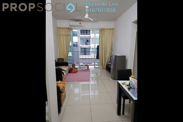 Serviced Residence For Rent in Greenfield Regency, Skudai Freehold Fully Furnished 3R/2B 1.45k
