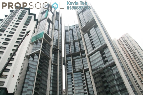 For Sale Shop at The Troika, KLCC Freehold Unfurnished 0R/0B 4.65m